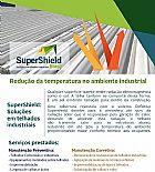 Recuperacao de telhados industriais e isolamento termico