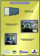 Locacao de container - diversos modelos - 27 3229 1271