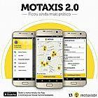 Motaxis - aplicativo de celular ribeirao preto e regiao