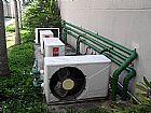 Manutencao, consertos em bomba de calor