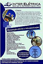Manutencao e instalacao eletricas e refrigeracao