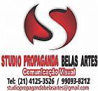 Studio propaganda belas artes/comunicacao visual