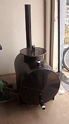 Pecas e equipamentos usadas para caldeiras