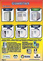 Guaritas diversos modelos e tamanhos para locacao- 27 3229 3