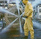 Hidrojateamento industrial i limpeza tecnica