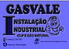 Gasvale instalacoes de gas glp e gas natural em geral.