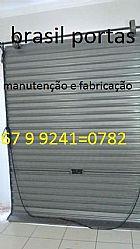 Consertos de portas de enrolar   brasil portas