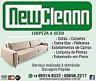 New cleann limpeza sofa a domicilio