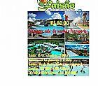 Faisão resort acqua park 18/02/17- ônibus ar condicionado