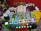 Demostrador e revendedor de perfumes e cosmeticos