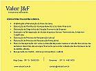 Consultoria administrativa - valor j & f