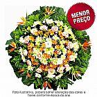 Coroa de flores contagem a partir de r$ 190,00