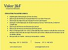 Consultores associados - valor j & f - mogi guacu e campinas