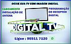 Tv digital instalador