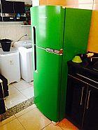 Envelopamento de geladeira core e personalizada