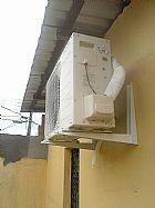 Instalacao e manutencao de ar condicionados tipo split