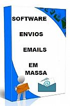 Software de envios emails em massa