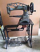 Maquina de costurar sapatos antiga conservada singer 102 ano