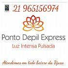 Pontodepil expres - fotodepilacao na tijuca ou domilicio.