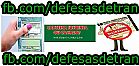 Fb.com/defesasdetran - recurso de multa, suspensao cnh 17a