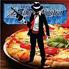 Massa de pizza pre assada