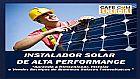 Curso de instalador de energia solar