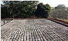 Paralelepipedos pisos intertravado e pedras rusticas