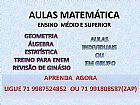 Aulas matematica, fisica e quimica
