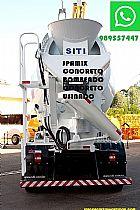 Concreto bombeado concretagem caminhao betoneira