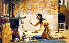 Amarração amorosa com a deusa háthor egípcia