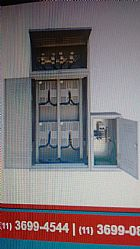 Montagem de padra de luz  e projetos eletrico e civil