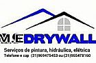 Drywall, pintura e eletrica