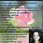 Shirley lottu terapeuta quantica, mapa numerologico