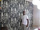 Papel de parede instalador especializado