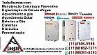 Manutencao e assistencia tecnica de aquecedores em sao paulo