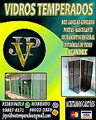 Box, janelas, portas, basculantes, espelhos, divisoria (blindex)