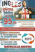 Curso de ingles 100% conversacao 95,00