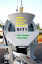 Jpamix concreto bombeado caminhao betoneira polimento piso