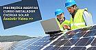Curso de instalador solar de alta performance