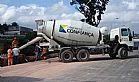 Fornecimento de concreto usinado em taboao