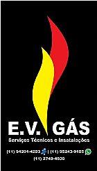 E.v.gás serviços técnicos instalações