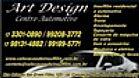 Art design centro automotivo
