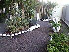 Kasagardenjardins de pedras-pedras decorativas em londrin
