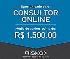 Consultor online vagas todo brasil