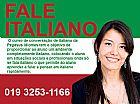 Aulas de italiano campinas