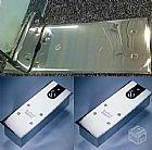 Substituição de molas de piso para porta de vidro! seven tec