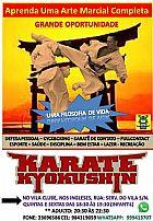 Kyokushin karate kickboxing fullcontact defesa pessoal