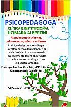 Psicopedagoga clinica e institucional