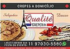Crepes frances para festas e eventos a domicilio