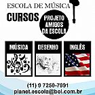 Escola de musica em jundiai